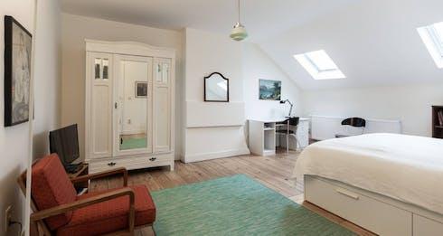 Stanza privata in affitto a partire dal 01 Apr 2020 (Rue du Marteau, Saint-Josse-ten-Noode)