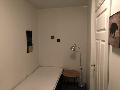 单人间租从01 Jun 2020 (Bústaðavegur, Reykjavík)
