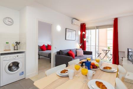 Apartment for rent from 26 Mar 2019 (Carrer de València, Barcelona)