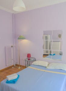 Private room for rent from 31 Jan 2020 (Themistokleous, Athens)