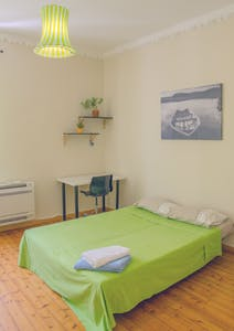 Private room for rent from 29 Feb 2020 (Themistokleous, Athens)