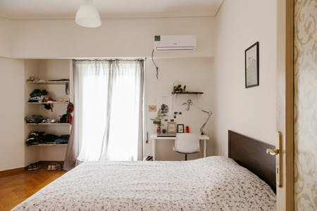 WG-Zimmer zur Miete ab 01 Juli 2020 (Marni, Athens)