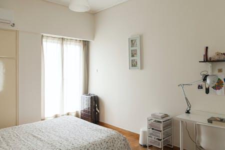 Habitación privada de alquiler desde 01 may. 2019 (Marni, Athens)