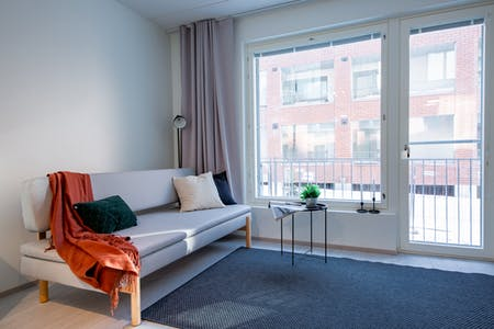 Apartment for rent from 24 Jan 2020 (Reviisorinkatu, Espoo)