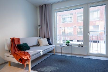 Apartamento de alquiler desde 20 May 2019 (Reviisorinkatu, Espoo)