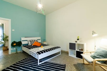 Private room for rent from 01 Mar 2020 (Via Tripolitania, Rome)
