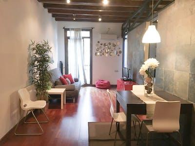 Appartamento in affitto a partire dal 02 Aug 2019 (Carrer de Muntaner, Barcelona)