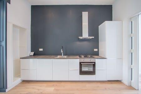 整套公寓租从01 8月 2019 (Ruilstraat, Rotterdam)