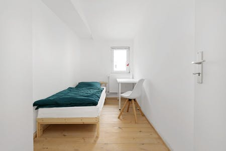 Private room for rent from 14 Dec 2019 (Emdenzeile, Berlin)