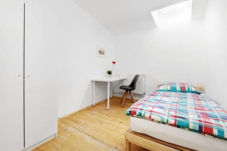 Private room for rent from 16 Jan 2020 (Emdenzeile, Berlin)
