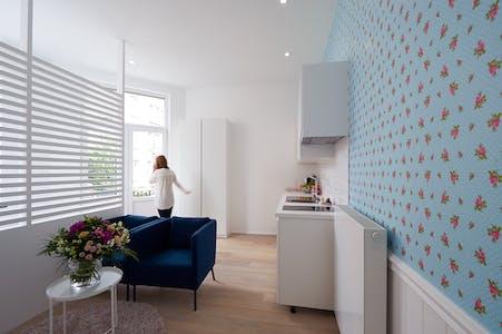 Appartamento in affitto a partire dal 16 Aug 2020 (Rue Champ du Roi, Etterbeek)
