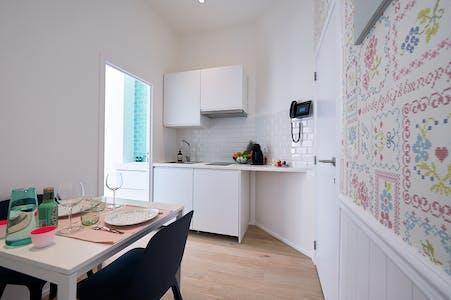 Appartamento in affitto a partire dal 16 Feb 2020 (Rue Champ du Roi, Etterbeek)