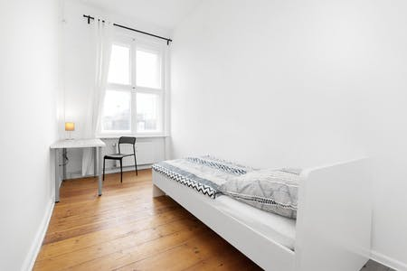 Private room for rent from 01 Jan 2021 (Märkisches Ufer, Berlin)