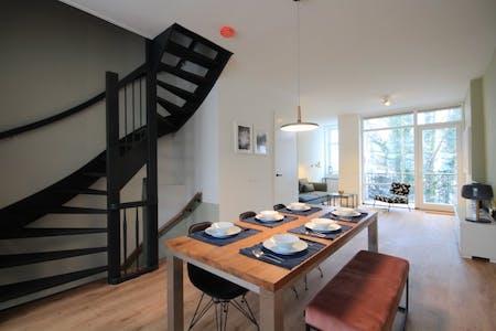 Apartamento para alugar desde 01 ago 2019 (Rakstraat, Rotterdam)