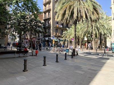 整套公寓租从22 Aug 2019 (Plaça de Trilla, Barcelona)