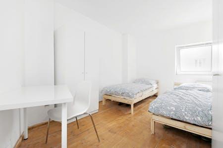 Quarto compartilhado para alugar desde 31 jul 2020 (Emdenzeile, Berlin)