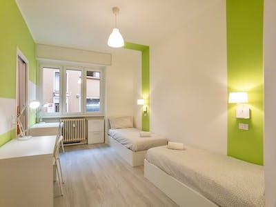 共用的房间租从01 Feb 2020 (Via Siusi, Milan)
