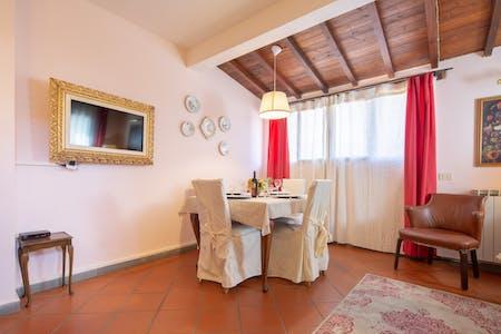 Apartamento para alugar desde 03 mar 2020 (Via Rosina, Florence)