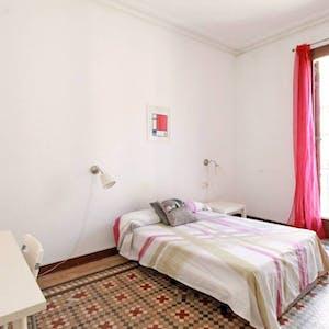 Chambre privée à partir du 11 juil. 2020 (Carrer d'Aragó, Barcelona)