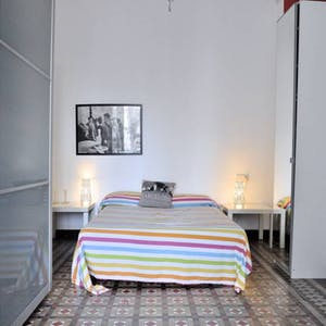 Private room for rent from 16 Jul 2019 (Carrer d'Aragó, Barcelona)