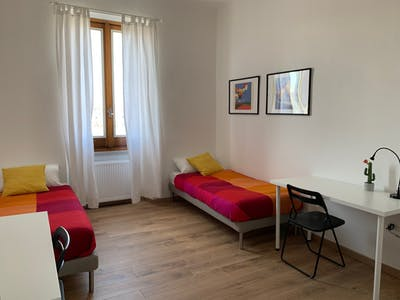 Shared room for rent from 01 Aug 2020 (Viale Brianza, Milan)