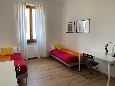 Habitación compartida de alquiler desde 01 Aug 2020 (Viale Brianza, Milan)