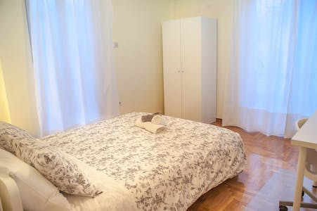 Private room for rent from 01 Jan 2021 (Smolensky, Athens)