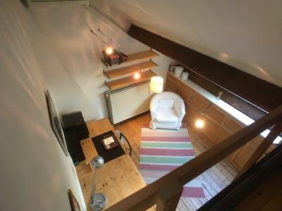 Quarto privado para alugar desde 01 Jul 2020 (Avenue Charles Gilisquet, Schaerbeek)