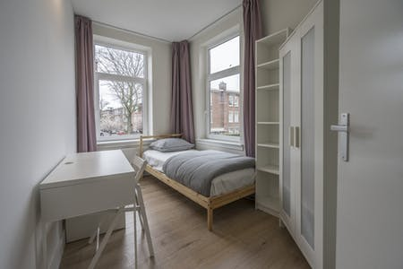 Privatzimmer zur Miete von 01 Mai 2019 (Harderwijkstraat, The Hague)