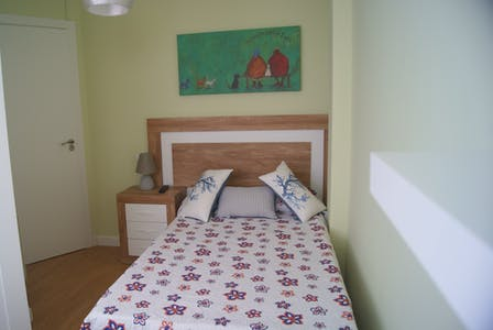 Private room for rent from 24 May 2019 (Calle Fuertes Acevedo, Oviedo)