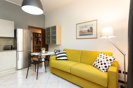 Studio-Apartment zur Miete von 01 Jul 2020 (Viale Beatrice d'Este, Milan)