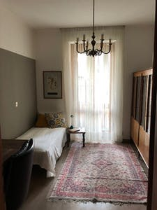 Private room for rent from 24 Dec 2019 (Via Leopoldo Sabbatini, Milan)