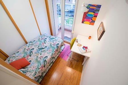 Privatzimmer zur Miete von 01 Aug 2019 (Tiboli kalea, Bilbao)