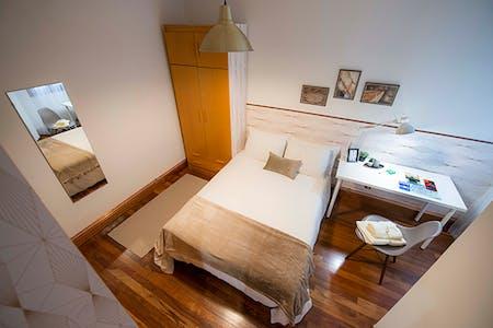 WG-Zimmer zur Miete von 01 Jul 2020 (Avenida Lehendakari Aguirre, Bilbao)