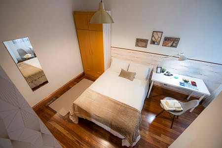 Private room for rent from 01 Nov 2019 (Avenida Lehendakari Aguirre, Bilbao)