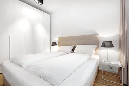 Appartement à partir du 16 Jul 2019 (Charlottenstraße, Berlin)