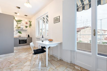Apartment for rent from 24 Dec 2019 (Via degli Artisti, Florence)