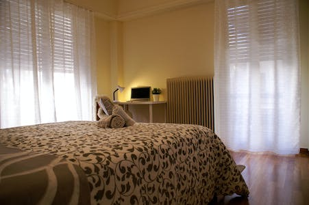 Private room for rent from 01 Jan 2020 (Smolensky, Athens)