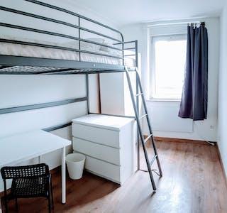 Privé kamer te huur vanaf 31 Aug 2019 (Steinhammerstraße, Dortmund)
