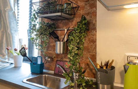 Studio for rent from 22 May 2019 (Piazza Napoli, Milan)