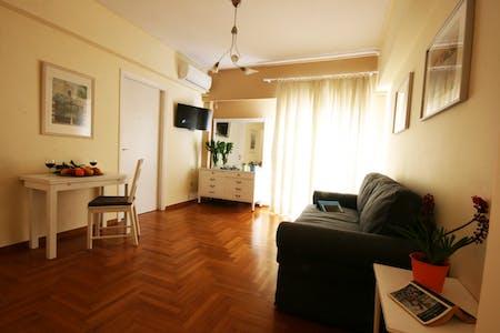 Appartement te huur vanaf 01 Jul 2019 (Ipeirou, Athens)