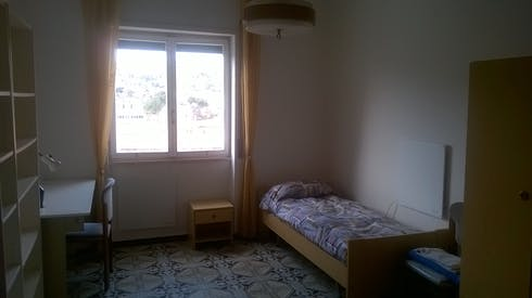 Private room for rent from 28 Feb 2020 (Via Comunale Cintia, Naples)