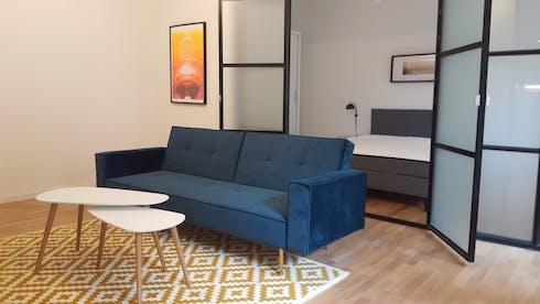 Appartamento in affitto a partire dal 01 Nov 2019 (Schönfließer Straße, Berlin)