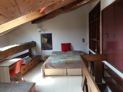 Private room for rent from 01 Aug 2020 (Via Cartoleria, Bologna)