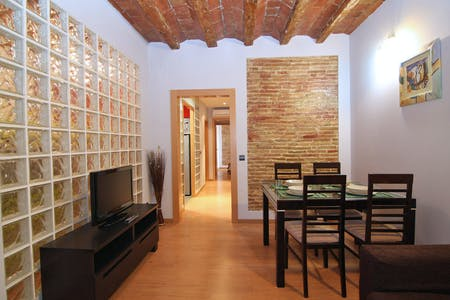 Apartment for rent from 01 May 2020 (Carrer de Lancaster, Barcelona)