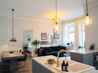 Apartment for rent from 21 May 2019 (Birger Jarlsgatan, Stockholm)