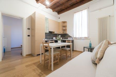 Apartamento para alugar desde 01 Oct 2019 (Via San Donato, Bologna)