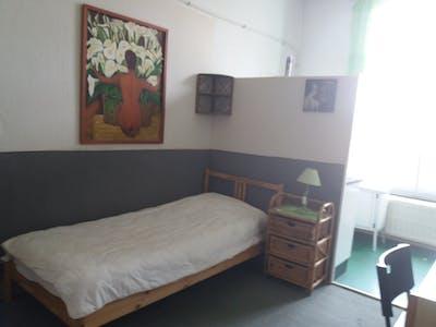 Stanza privata in affitto a partire dal 01 lug 2020 (Avenue Saint-Augustin, Forest)