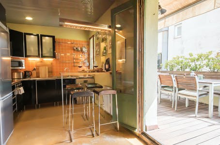 Apartment for rent from 11 Jul 2020 (Carrer de Montserrat, Barcelona)