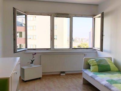 Mehrbettzimmer zur Miete ab 21 Feb. 2020 (Gertrude-Wondrack-Platz, Vienna)